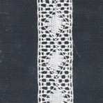 Bobbin lace bookmark