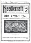 Irish Crochet Lace. Antique Lace Magazine, copy