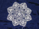 Irish Crochet lace doiley
