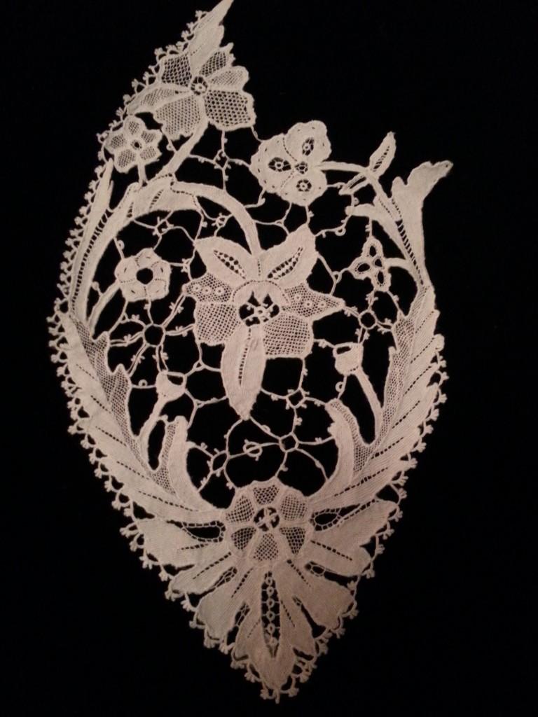 Kenmare Lace An Irish Needlepoint Lace