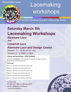 Workshops poster March 5 2016