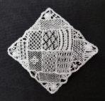 Kenmare Lace sampler