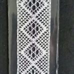 Large Bobbin Lace bookmark